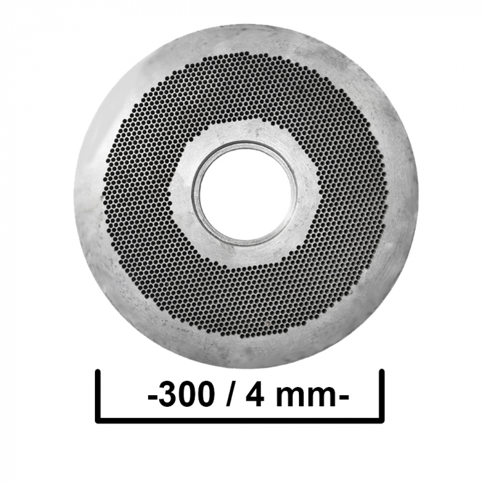 Matrita 300/4 mm Ø [0]