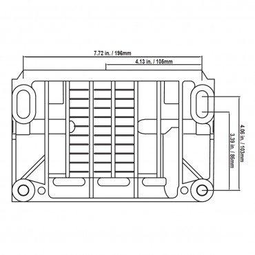 Motor OHV 7CP - DUCAR 212CC 170F-1 DH212 Benzină 4