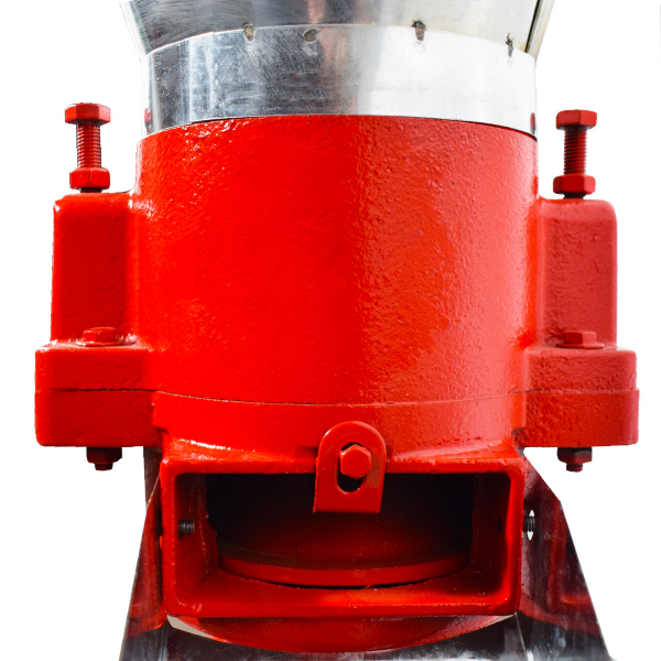 Granulator Furaje Rusia KL-140 (fara motor) cu 3 matrite [4]