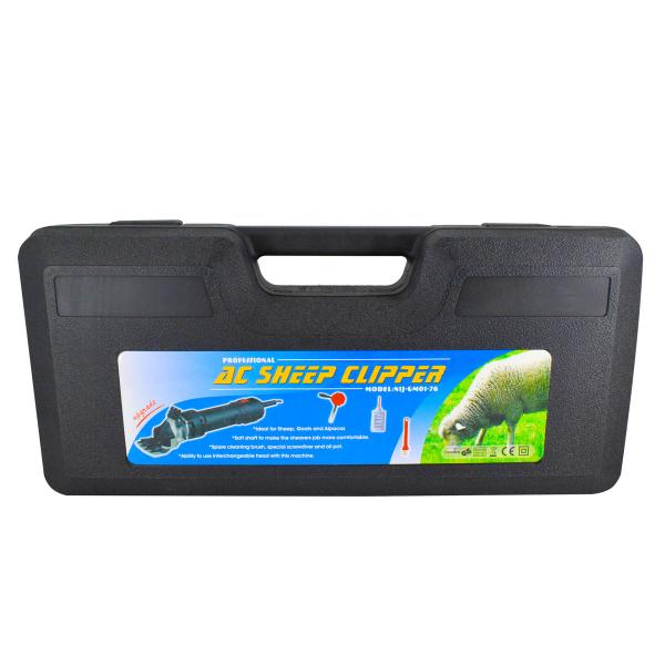 Mașină de tuns animale HC02 7