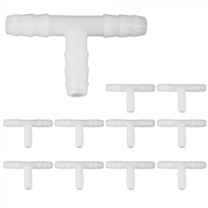 Imbinare furtun T 3/8mm [Set 10 BUC.] [0]