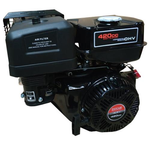 Motor OHV 15CP - DUCAR 420CC 190F Dh320 Benzina [0]