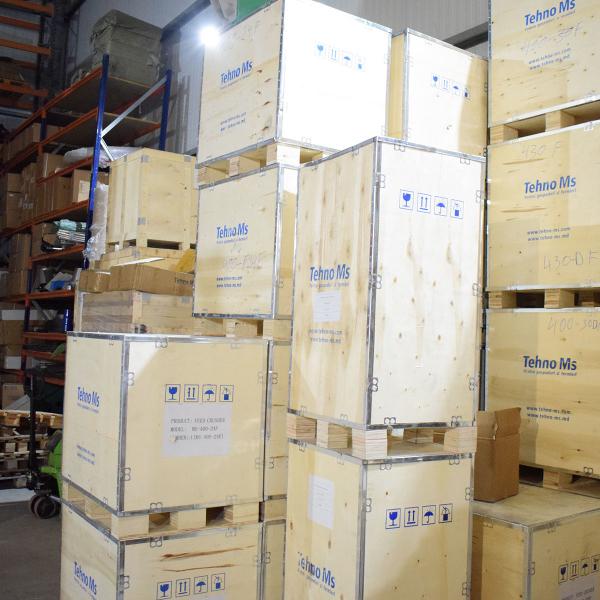 Granulator furaje KL-250 cu 3 matrite motor 11 kw/1500RPM/capacitate 400kg/h cu 3 matrite 10