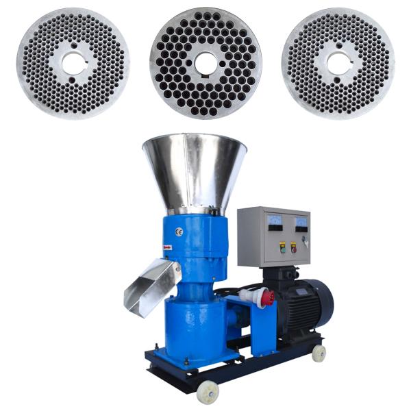 Granulator furaje KL-250 cu 3 matrite motor 11 kw/1500RPM/capacitate 400kg/h cu 3 matrite 0