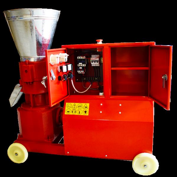 Granulator furaje KL200-M 4