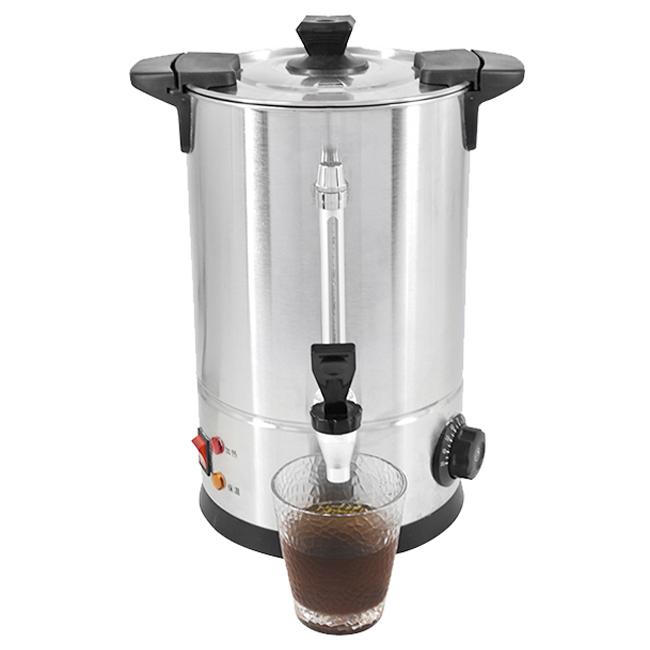Fierbator (boiler) electric din inox pentru bauturi 10 litri [1]