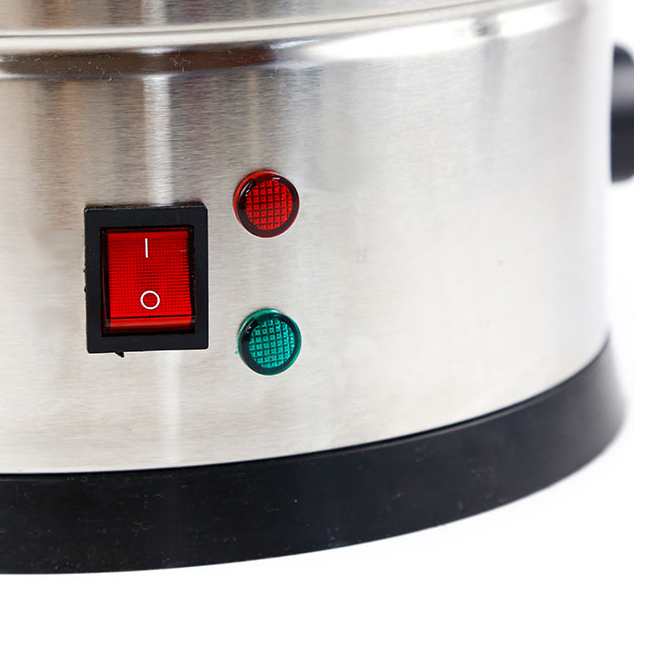 Fierbator (boiler) electric din inox pentru bauturi 10 litri [4]