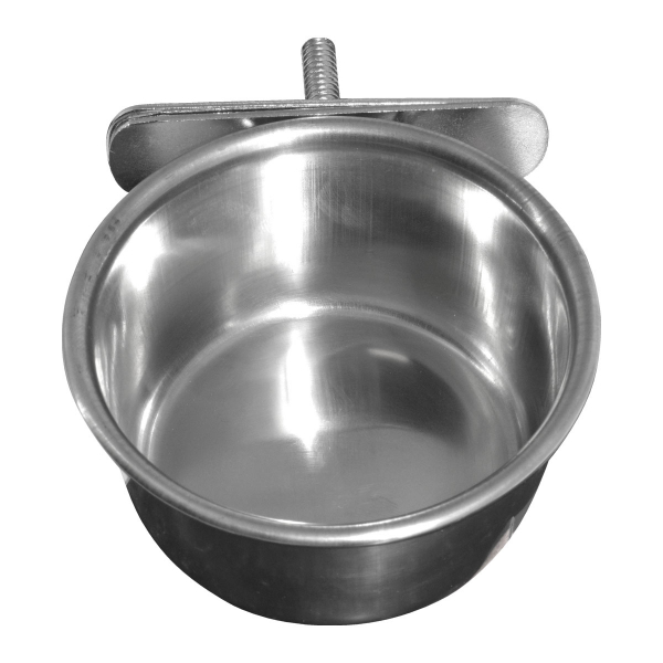 Hranitoare pasari inox 800ML [2]