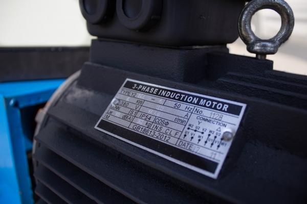Granulator Furaje KL-150 4
