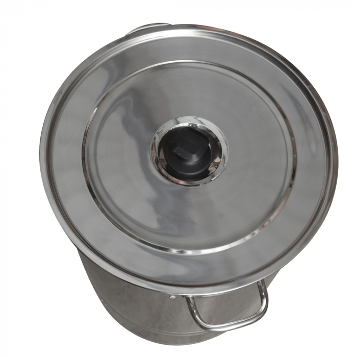Mașină de opărit pasari 80 litri inox 4 kw  eco [3]