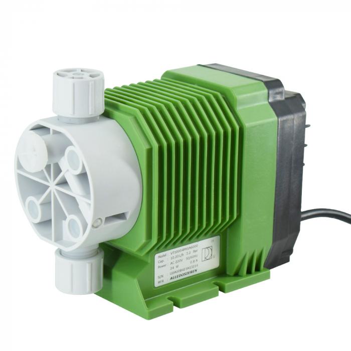 Pompa pentru reglaj debit model B [3]