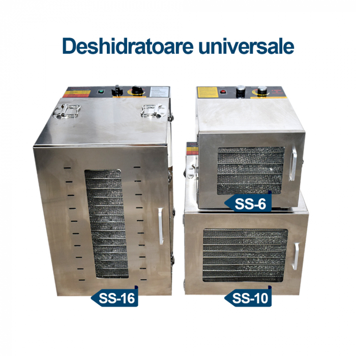 Deshidrator universal model SS-16 [7]
