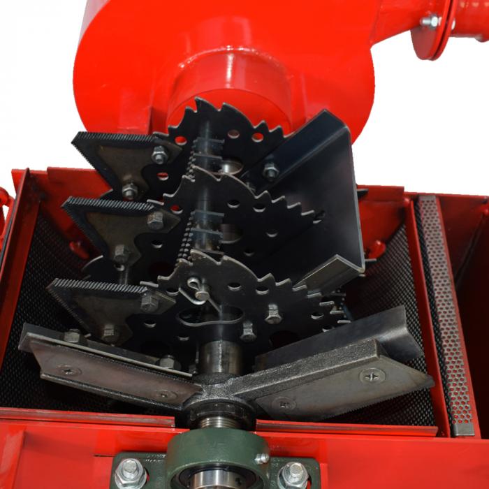 Tocător MS 400-24 cu turbină (fără motor) [5]