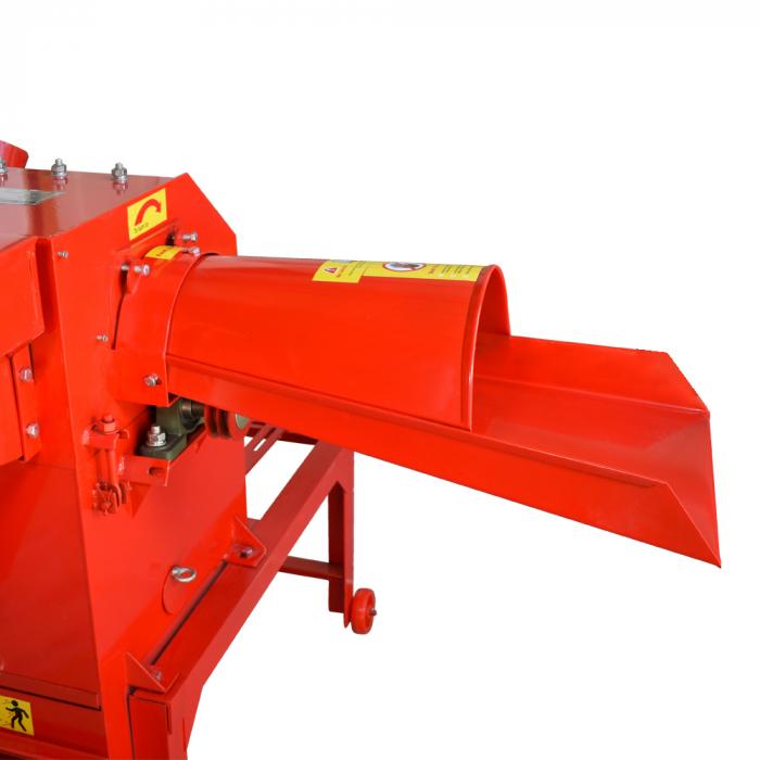 Tocator MS 400-30 cu turbina (fara motor) [1]