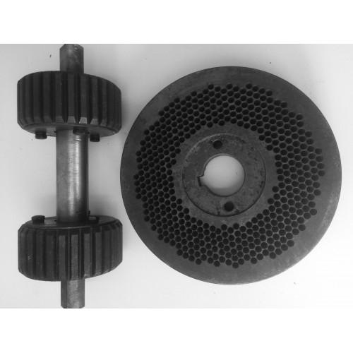 Granulator Furaje Eurogran 150 (fără motor) 2