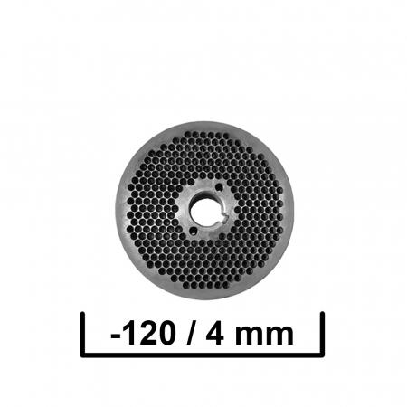 Matriță 120/4 mm Ø [0]