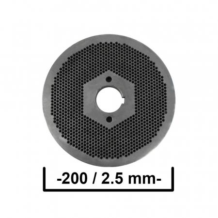 Matrita 200/2,5 mm Ø [0]