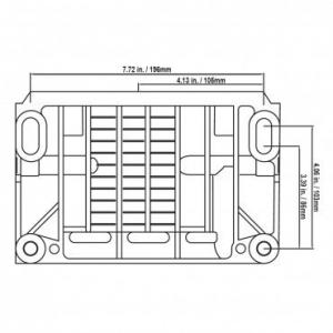 Motor OHV 7CP - DUCAR 212CC 170F-1 DH212 Benzină4