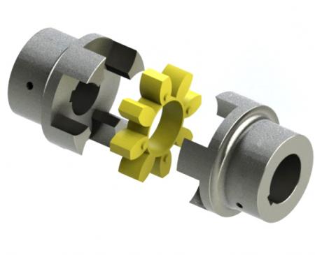 Cuplaj - Element elastic KL300   KL350 [1]