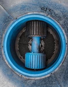 Granulator furaje KL-250 PTO5