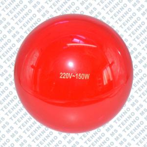 BEC INFRAROSU (ROSU DESCHIS) R125- 150W (CH)1