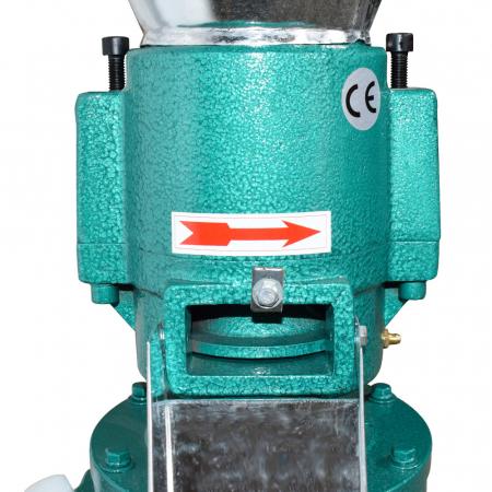 Granulator Furaje KL-120 motor 3kw/1500 RPM/230V/80kg/h cu 3 matrite (fara motor)7