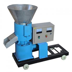 Granulator furaje KL-250  motor 11 kw/1500 RPM/ 400kg/h (fara motor)3