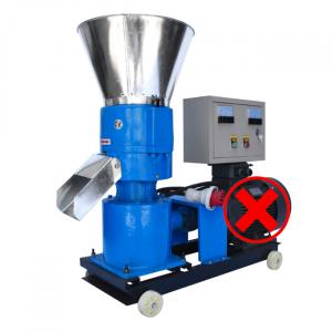 Granulator furaje KL-250  motor 11 kw/1500 RPM/ 400kg/h (fara motor)6