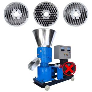 Granulator furaje KL-250  motor 11 kw/1500 RPM/ 400kg/h (fara motor)0