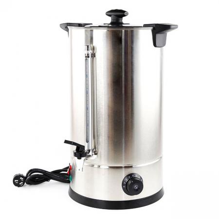 Fierbator (boiler) electric din inox pentru bauturi 12 litri4