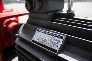 Granulator furaje KL-200 (cu motor)5