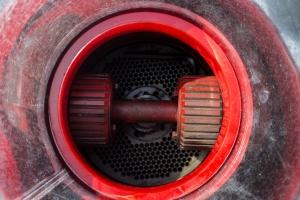 Granulator furaje KL-200 (cu motor)6
