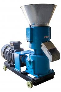 Granulator furaje KL-250 cu 3 matrite motor 11 kw/1500RPM/capacitate 400kg/h cu 3 matrite6