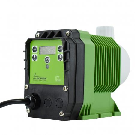 Pompa pentru reglaj debit model B [2]