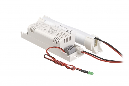 Cum se formateaza bateria lampii de siguranta?
