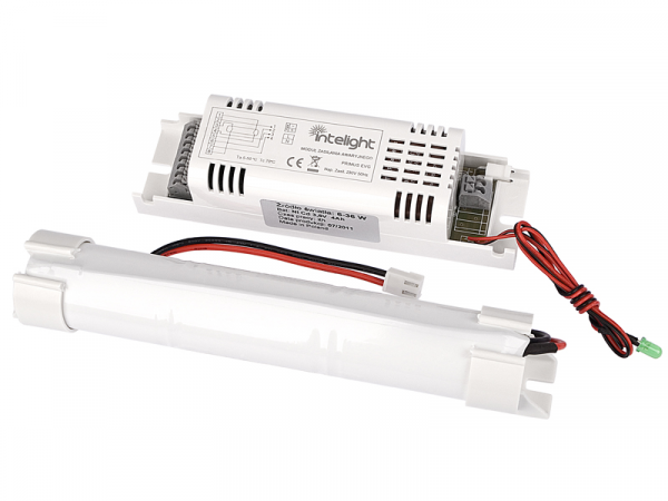 Kit emergenta lampi fluorescente 36W autonomie 2h Intelight 39941 [0]