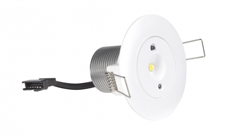 Lampa antipanica led Intelight 96740 3W  3h nementinut test automat 0