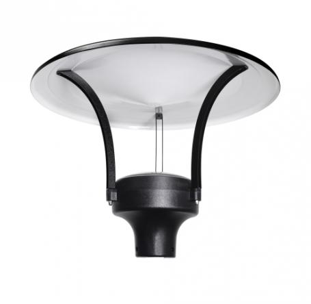 Lampa iluminat stradal led indirect 45 Intelight 96837 42W     [0]