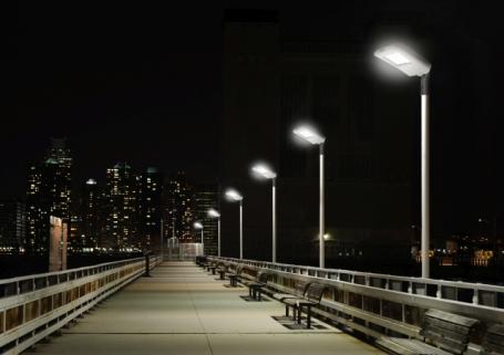 EOL Lampa iluminat stradal led 50 dimabil cu module Intelight 97305 5x7W     [6]