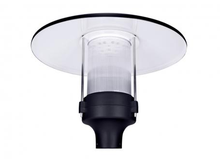 Lampa iluminat stradal led 40 Intelight 97615 43W gri    2
