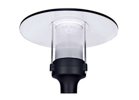 Lampa iluminat stradal led 30 Intelight 97625 29W negru    2