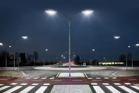 EOL Lampa iluminat stradal led 50 Intelight 97837 5x7W     [7]