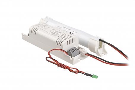 Kit emergenta lampi led 24-48Vdc autonomie 2h Intelight 98867 [0]
