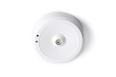 Lampa antipanica led Intelight 99904 3W  3h nementinut test manual 0