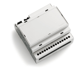 TVRGBDU868AD02 - Controller led, 350/700mA, 3 iesiri RGB, montare sina DIN [0]