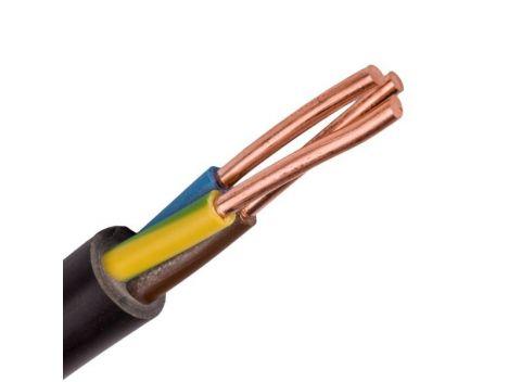 Cablu alimentare 3x4 mmp ignifug CYY-F 3x4 [0]