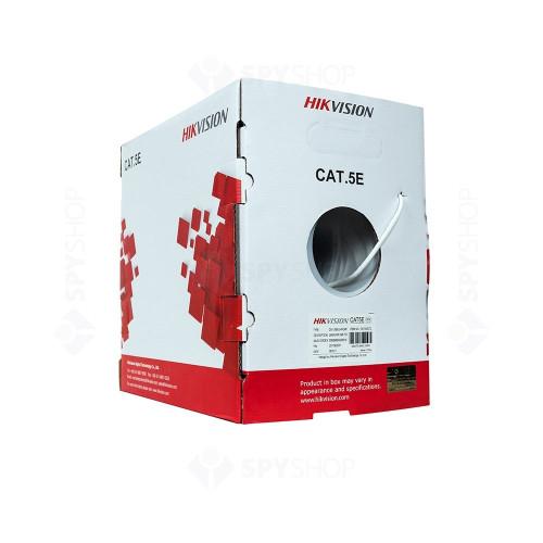Cablu semnal video cctv UTP CAT5E HIKVISION [0]