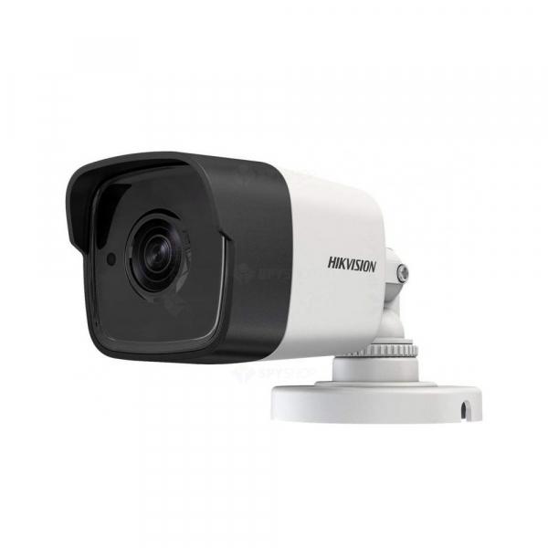 Camera de supraveghere 5 MP, lentila 2.8mm, IR 20 M, alimentare PoC, DS-2CE16H0T-ITE [0]