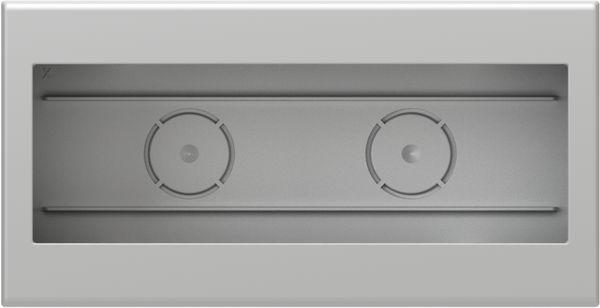 Doza aparataj modular 6 module aplicata Cubo AC61PW [1]