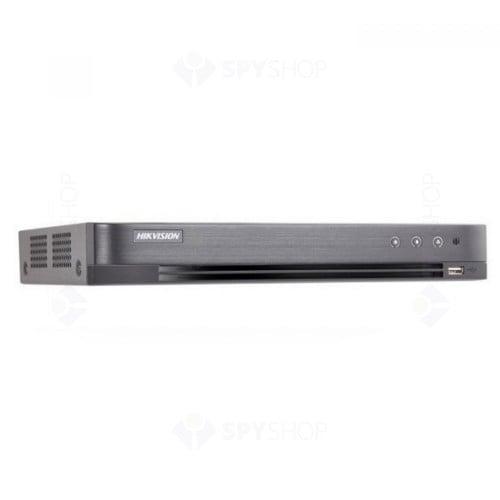 DVR Turbo HD Hikvision DS-7208HQHI-K2/P, 8 canale, 4 MP, PoC [0]